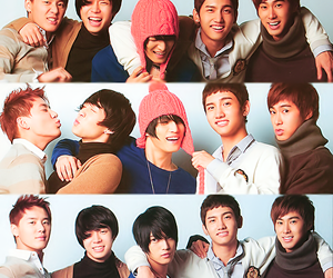 tvxq, dbsk, and kpop image