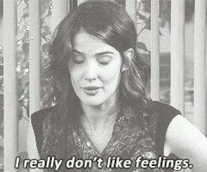 feelings, himym, and how i met your mother image