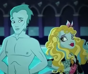 gil, water, and monster high image