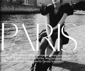 fashion, patrick demarchelier, and photography image