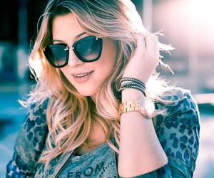 accessories, blogger, and blonde image