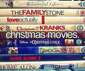 christmas, movies, and winter image