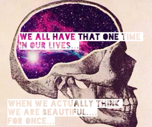 beautiful, galaxy, and inspire image