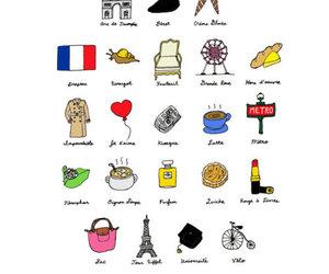 paris, Dream, and france image
