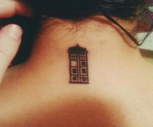 doctor who, tardis, and dr. who image