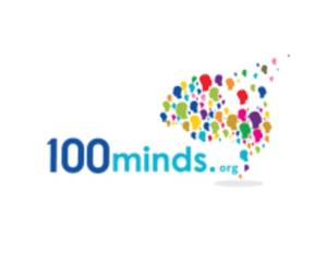 blossom, 100minds, and charity image
