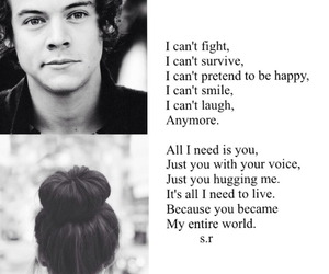 quotes, sad, and Harry Styles image