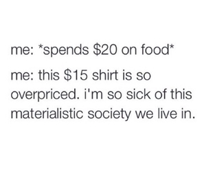 expensive, food, and funny image