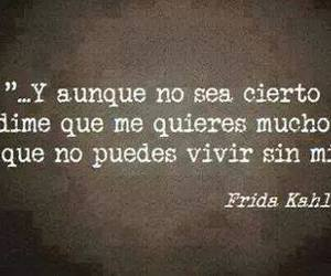 frida kahlo and frases image