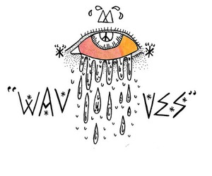 wavves and art image