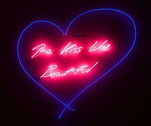 grunge, neon signs, and tumblr image