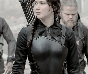 mockingjay, Jennifer Lawrence, and katniss image