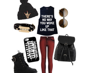 fashio, grunge, and outfits image