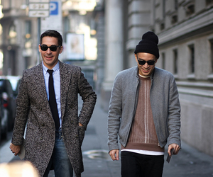 fashion, men, and love image