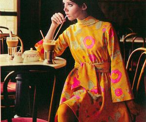 fashion, 60s, and dress image