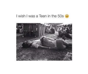 50's, love, and boy image