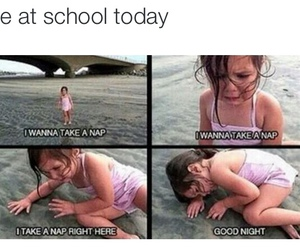 funny, school, and mondays image