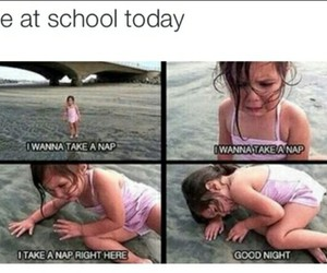 girl, lol, and school image