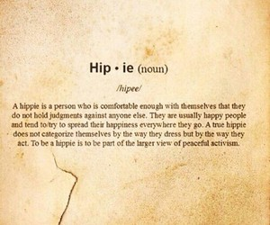 hippie, truth, and life image