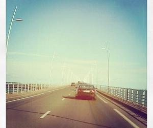 brigde, pont, and road image