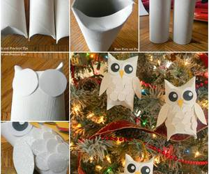 diy, owl, and decoration image