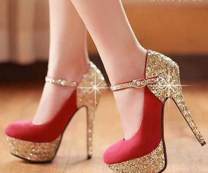 fashion, pumps, and high heels image