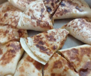 cheese, Chicken, and mexican food image