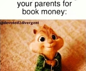 books, crazy, and funny image