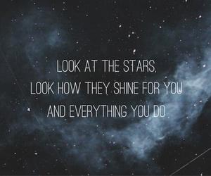 sky, stars, and life image