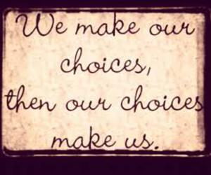choice and quote image