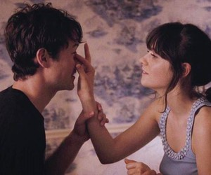 love, couple, and 500 Days of Summer image