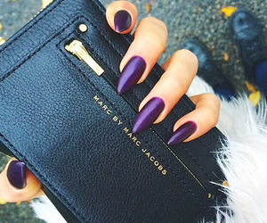 nails, fashion, and marc jacobs image