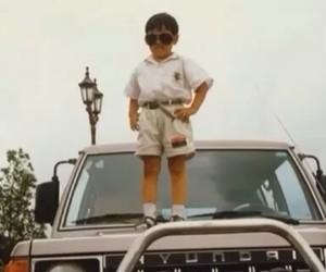 bigbang, choi seung hyun, and top baby image