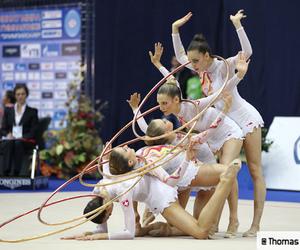 hoops and rhythmic gymnastics image