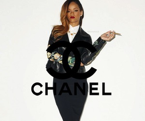 rihanna, chanel, and sexy image