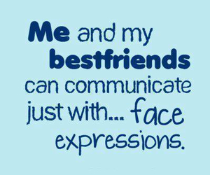 best friends, communicate, and lol image