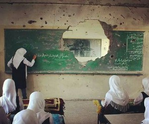 Gaza, people, and war image