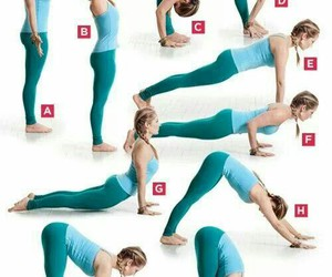 fit, yoga, and fit challenge image