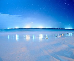 stars, blue, and ice image