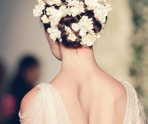 details, fashion, and flowers image