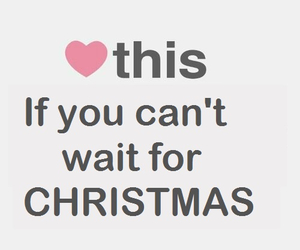 christmas, quotes, and waiting image