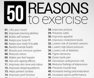 exercise, fitness, and workout image