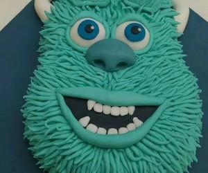 cake and blue image