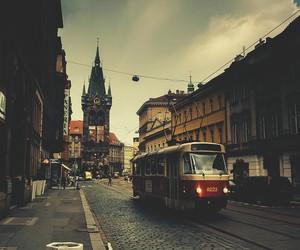 prague, travel, and city image