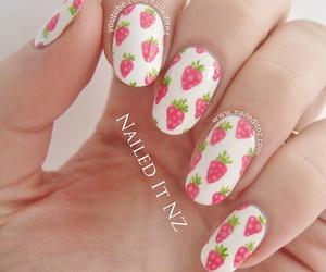 girly, nail, and nail polish image