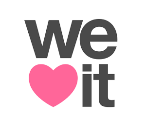 it, ♥, and we image