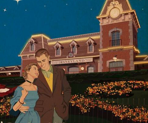 disney, disneyland, and date image