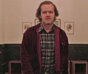 The Shining and jack torrance image