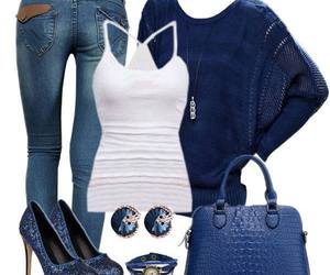 accesories, jacket, and shoes image
