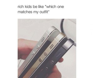 funny, iphone, and rich image